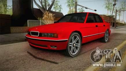 Midnight Club 2 - Schneller V8 pour GTA San Andreas