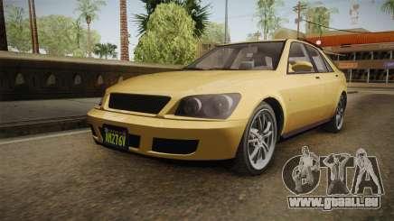 GTA 5 Karin Sultan SW IVF pour GTA San Andreas