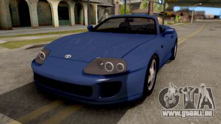 Toyota Supra Cabrio pour GTA San Andreas