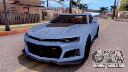 Chevrolet Camaro ZL1 2017 für GTA San Andreas