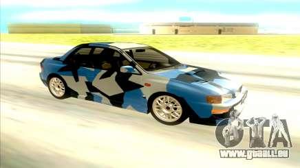 Subaru Impreza 22B STi pour GTA San Andreas