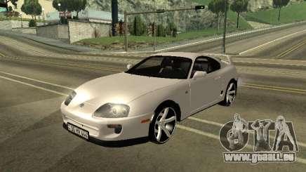 Toyota Supra Armenian für GTA San Andreas