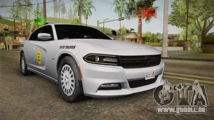 Dodge Charger 2015 Iowa State Patrol pour GTA San Andreas