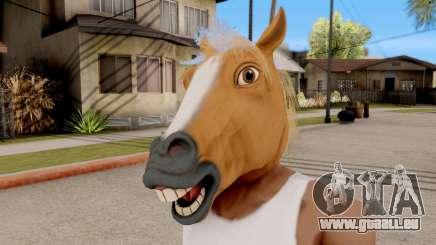 Masque De Cheval pour GTA San Andreas