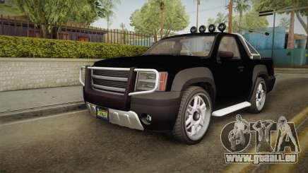 GTA 5 Declasse Granger Pick-Up IVF für GTA San Andreas