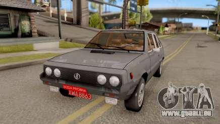 FSO Polonez Coupe 2.0X für GTA San Andreas