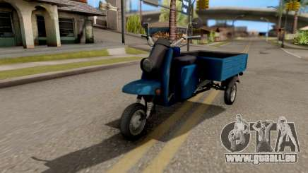 Scooter Muravey pour GTA San Andreas
