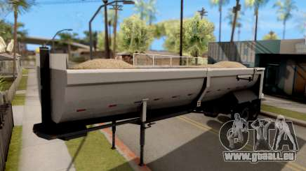 Dump Trailer from American Truck Simulator pour GTA San Andreas
