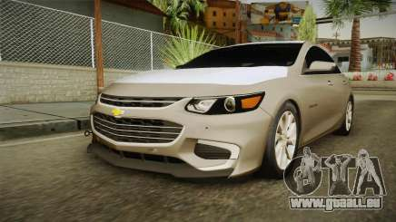 Chervolet Malibu 2017 pour GTA San Andreas