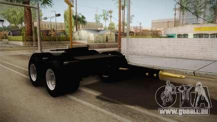 Double Trailer Livestock v2 pour GTA San Andreas