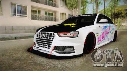 Audi S4 Avant Philippines 2017 pour GTA San Andreas