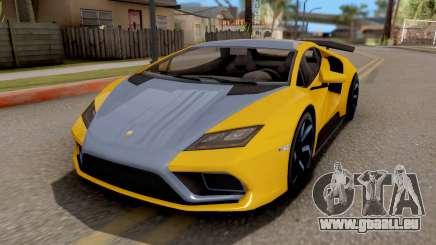 GTA 5 Pegassi Tempesta IVF für GTA San Andreas