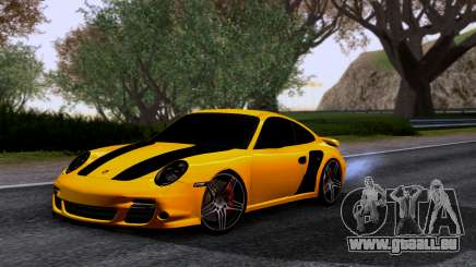 Porsche 911 Turbo 2007 für GTA San Andreas