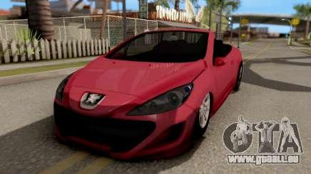 Peugeot 308 CC für GTA San Andreas