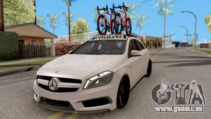 Mercedes Benz A45 AMG 2012 pour GTA San Andreas
