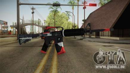 CS:GO - M4A1-S Cyrex No Silencer pour GTA San Andreas
