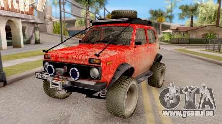 VAZ 2121 Niva Offroad für GTA San Andreas