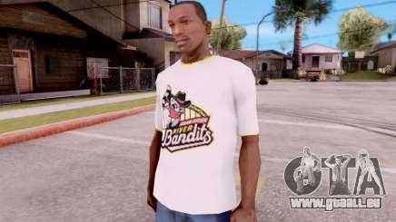 T-Shirt River Bandits für GTA San Andreas