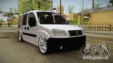 Fiat Doblo 2008 für GTA San Andreas