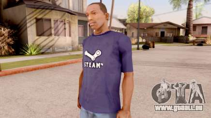 Steam T-Shirt pour GTA San Andreas