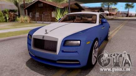 Rolls-Royce Wraith v2 für GTA San Andreas