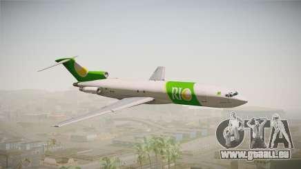 Boeing 727-214F (ADV) de la Rivière Compagnies aériennes pour GTA San Andreas
