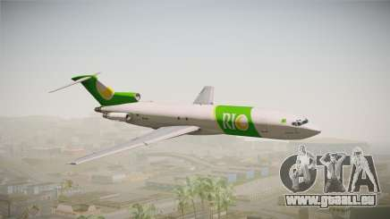 Boeing 727-214F (ADV) Fluss Airlines für GTA San Andreas