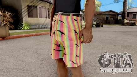 Des courts-métrages avec les mouettes pour GTA San Andreas