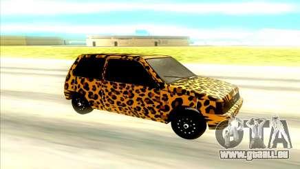 VAZ 1111 für GTA San Andreas