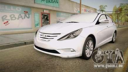 Hyundai Sonata 2013 für GTA San Andreas