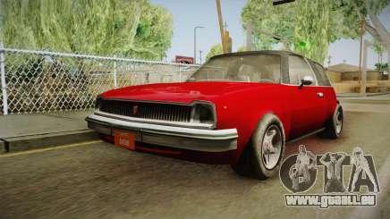 Driver: PL - Rhapsody pour GTA San Andreas