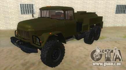 ZIL-131 ARS-14 TCHERNOBYL pour GTA San Andreas