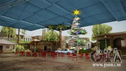 Christmas Island - Happy New Year 2017 pour GTA San Andreas