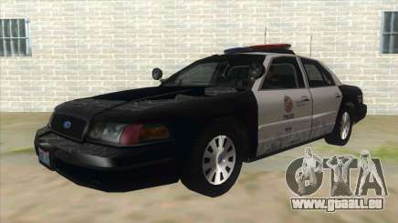 Ford Crown Victoria Police Interceptor für GTA San Andreas