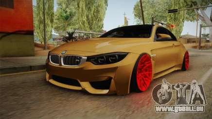 BMW M4 RS pour GTA San Andreas