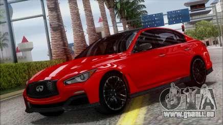 Infinity Q50 v1.5 pour GTA San Andreas