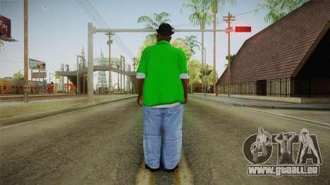 Nouveau Fumée pour GTA San Andreas troisième écran