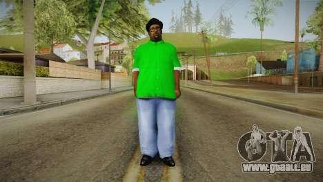 Nouveau Fumée pour GTA San Andreas deuxième écran