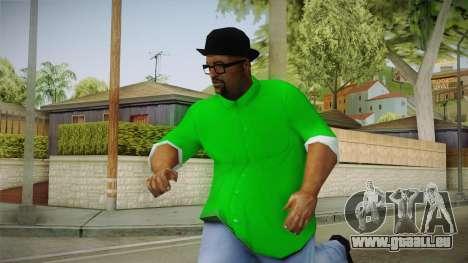 Nouveau Fumée pour GTA San Andreas