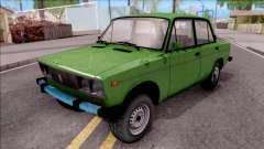 VAZ 2106 dans le Style de GTA