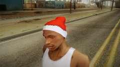 Rouge chapeau de Santa Claus