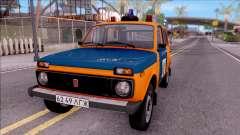 VAZ-2121 Niva de la Police de l'URSS