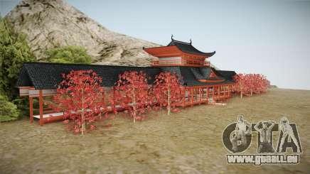 Way of Samurai 4 Wind Palace pour GTA San Andreas