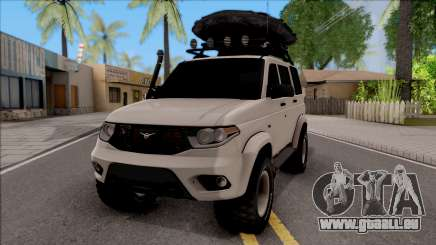 УАЗ Patriot Off-Road für GTA San Andreas