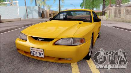 Ford Mustang GT 1993 pour GTA San Andreas