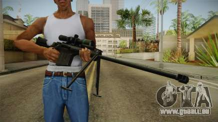 Marine Corp Sniper Rifle China Wind für GTA San Andreas