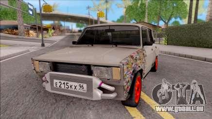 VAZ 2105 BK pour GTA San Andreas