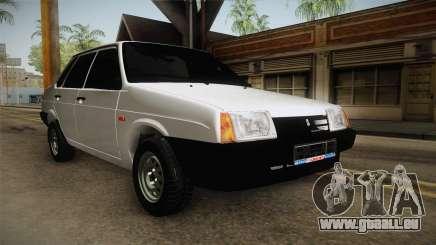 VAZ 21099 de Vidange pour GTA San Andreas