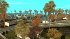 Behind Space Of Realities Lost And Damned Autumn pour GTA San Andreas