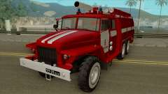 Oural 375 V2.0 pour GTA San Andreas